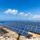 Solar energy in the sea
