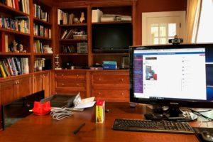 eric liu home office
