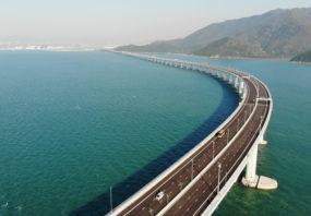 HK-Zhuhai-Macao road