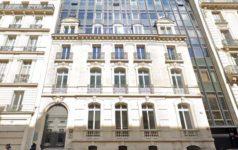 Office complex in Paris
