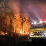 Australian Rural Fire Truck