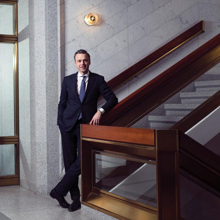 Norges Bank Karsten Kallevig