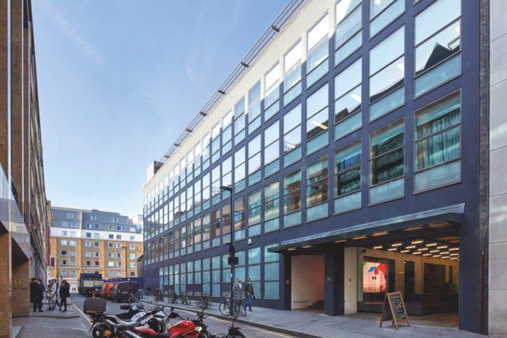 Bonhill Building, London
