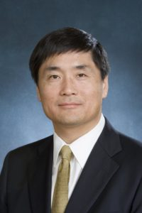 Ming Lu, head of Asia-Pacific at KKR
