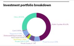 MSBI Investment portfolio