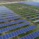 Solar plant India