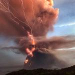 Taal Volcano eruption in Philippines
