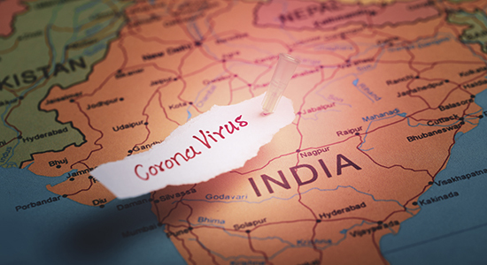 The Indian Medical Association (IMA) stated that 270 doctors across the country died due to the second wave of coronavirus in India so far.