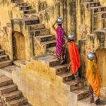 South Asia steps