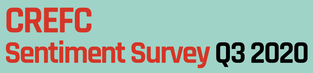 CREFC Sentiment Survey Q3 2020