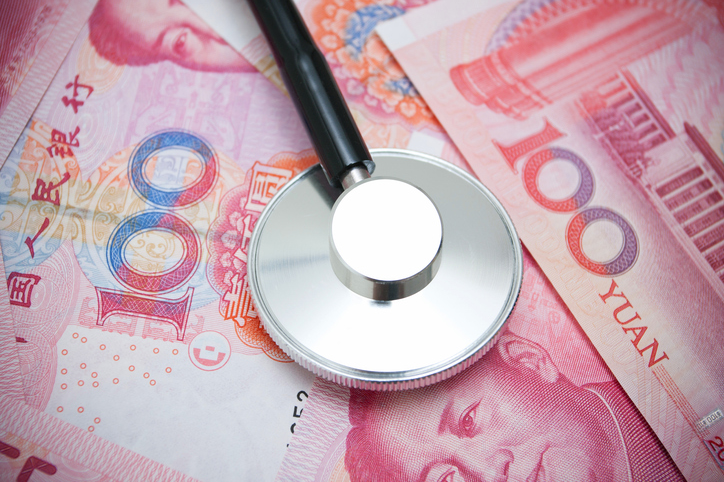 Chinese healthcare investment