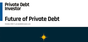 Cover of Future of Private Debt supplement