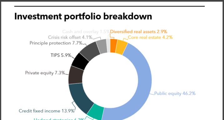 SURS full investment portfolio