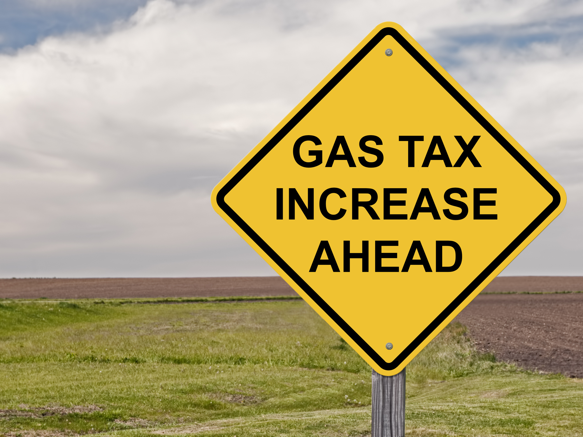 gas tax hike