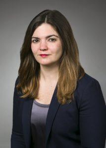 Amy Kennedy, partner at Akin Gump