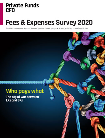 Fees & Expenses cover
