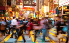 Asia exodus