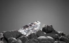 Diamond in the rough, jewel, prize