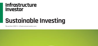 Infra Investor Sustainable Investing report