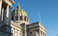 Pennsylvania state capital, Harrisburg, PA