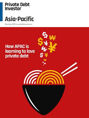 Cover of PDI Asia-Pacific magazine