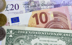 USD, GBP, Euro