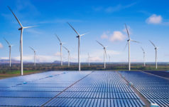 solar energy farm