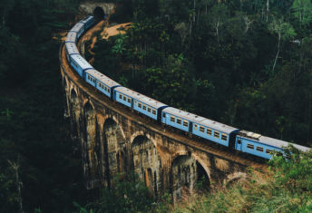 Impact train