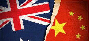 China, Australia, trade dispute,