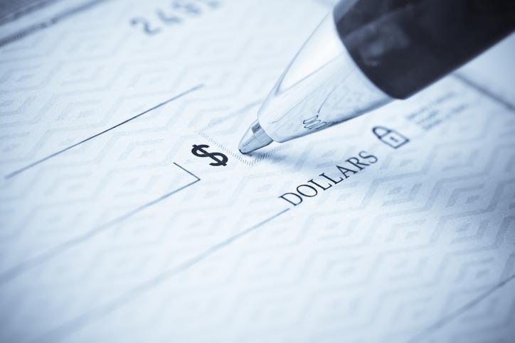 Blank-cheque companies