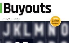 Buyouts magazine cover