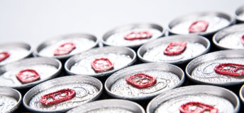 Soft drink, cans, soda