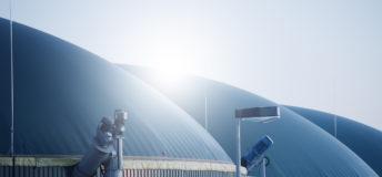 Bioenergy, biogas facility