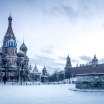 Russia chill frosty