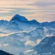 mountains, snow, ski, Mont Blanc, France
