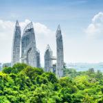 Singapore structure
