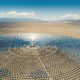 Solar thermal power station, Nevada, USA