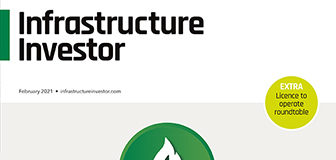 Infrastructure Investor cover February 2021