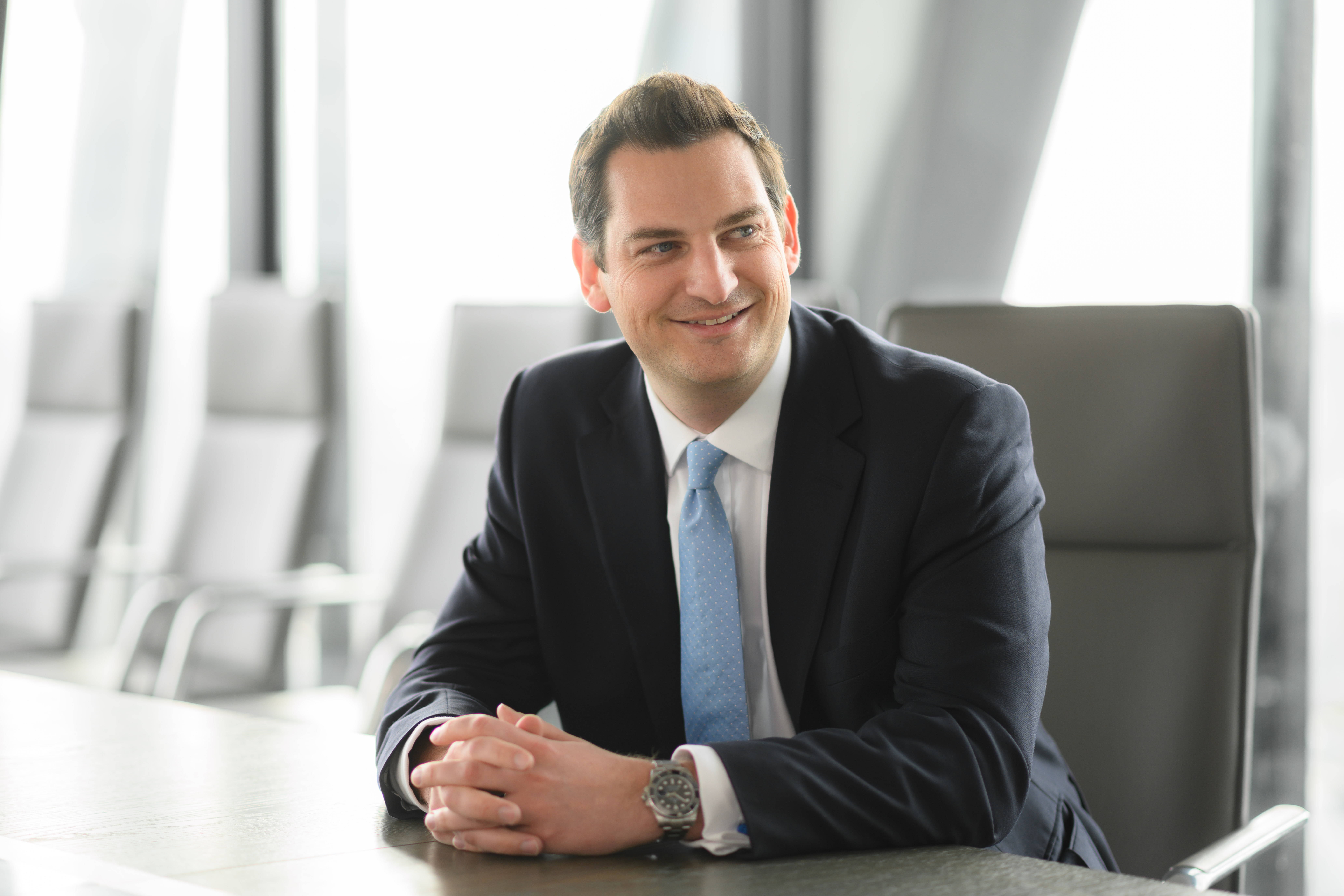 James Boadle Oxford Properties