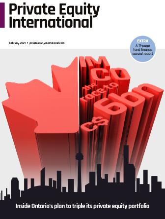 Cover of PEI February magazine
