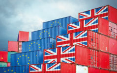 Containers Brexit