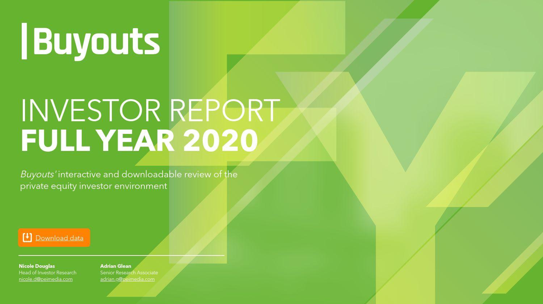 2020 Full Year Investor Report Buyouts