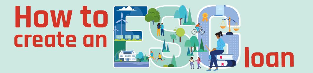 How to create an ESG loan