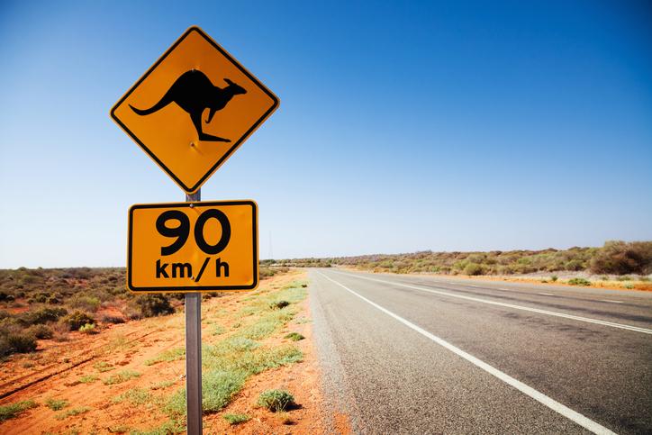Australia threaten