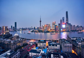 Punching above weight in China
