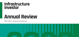 Infrastructure Investor Annual Review cover