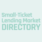 Small-Ticket Lending Market Directory 2021