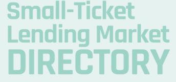 Small-Ticket Lending Market Directory 2021