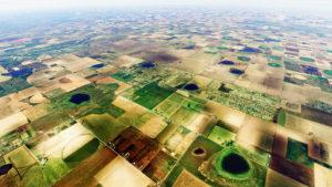 Texas Agriculture, farmland