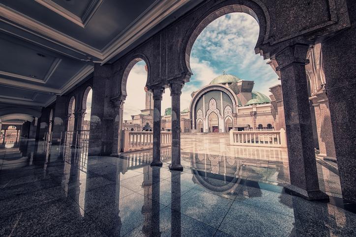 Malaysia Islamic Mosque
